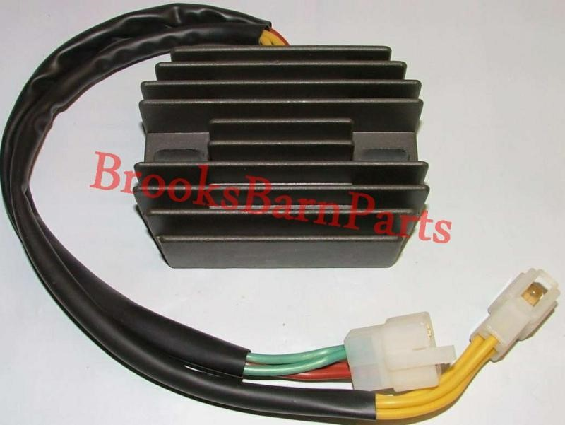 Cool Ducati S4 Regulator Rectifier 38Amps Three Phase 7 Wires Wiring Digital Resources Remcakbiperorg