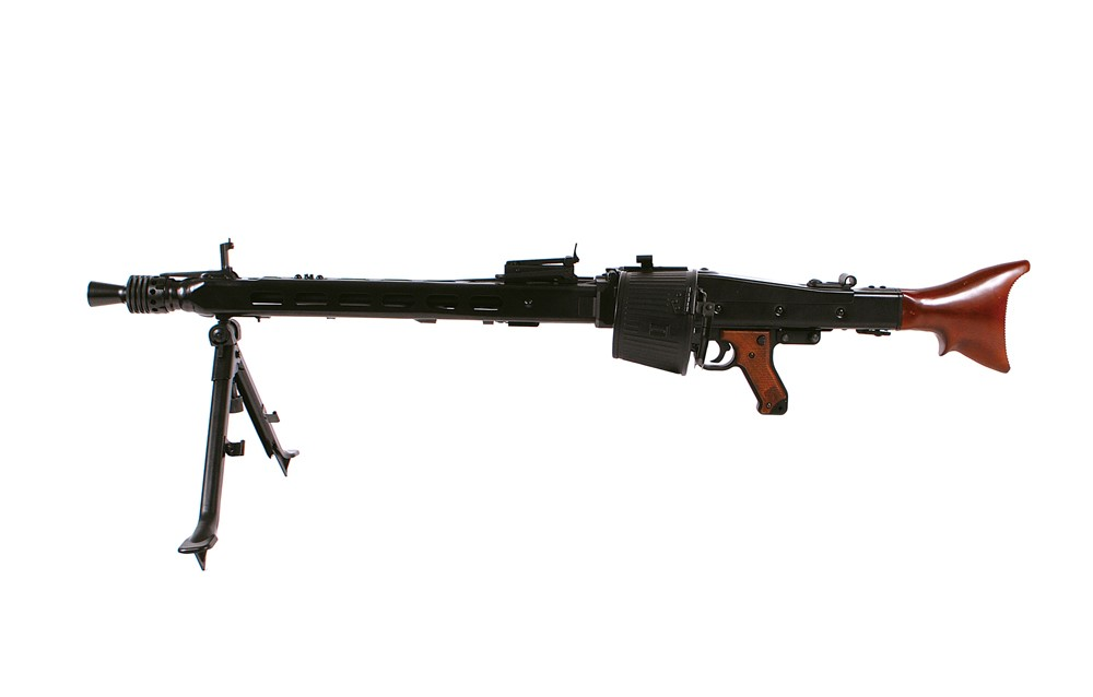 world war 2 machine guns