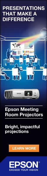 Epson projectors for schools