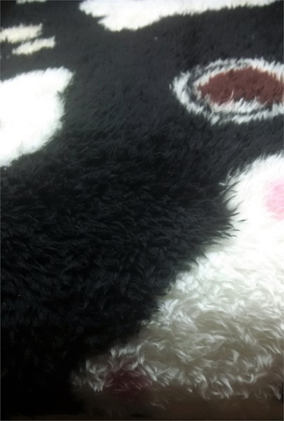 Changingbedrooms Com Black Teddy Bear Supersoft Sherpa Fur