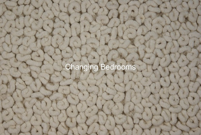 Changingbedrooms Com Cream 100 Soft Cotton Heavy Shaggy