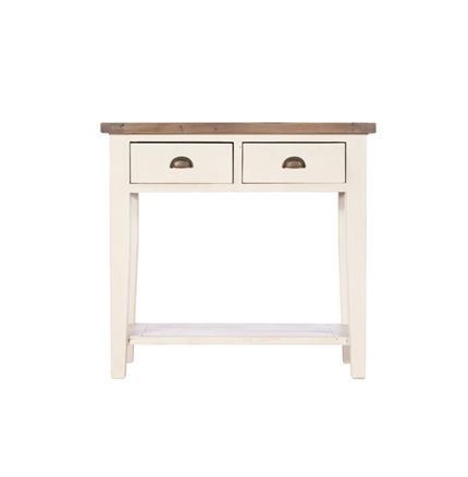 2 Drawer Hall Table - Cotswold Dining Furniture