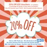 20% off £20 Vouchers for the NHS thumbnail