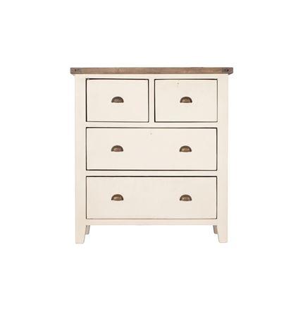 4 DRAWER CHEST & bedside- Cotswold Bedroom Furniture