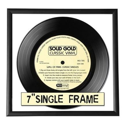 "7"" Single Record Frame"