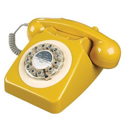 746 Phone - Mustard (by Wild & wolf)