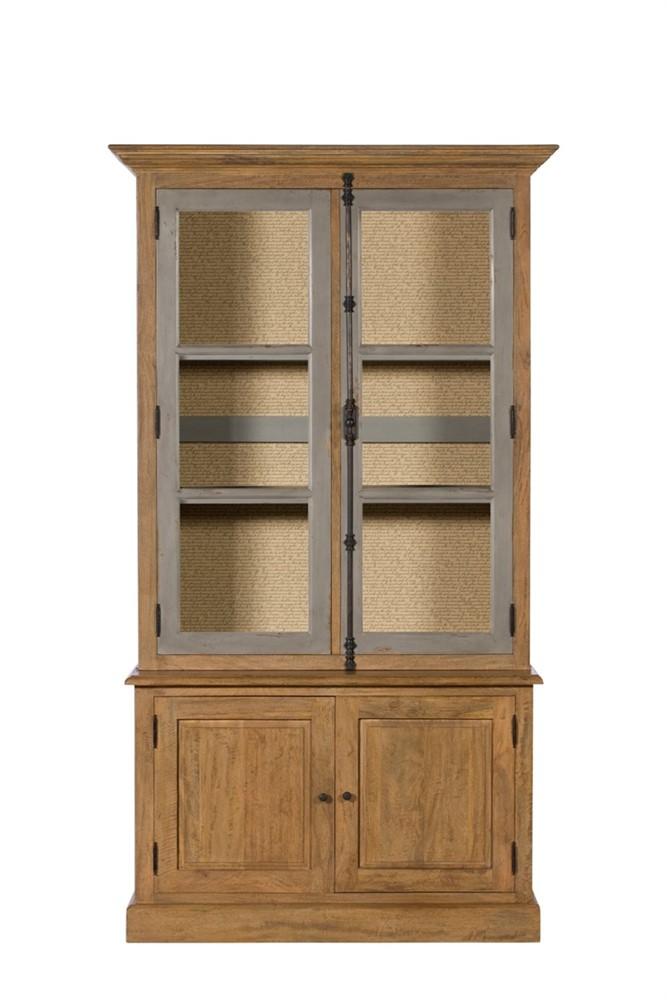 Alexander Display Cabinet - Hardy Dining Furniture
