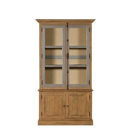 Alexander Display Cabinet - Hardy Dining Furniture