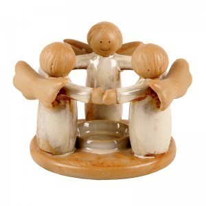 Angels Tealight holder