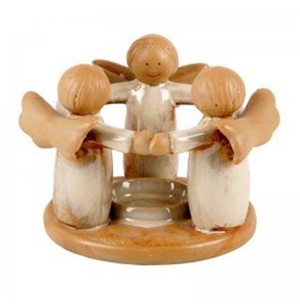 Angels Tealight holder