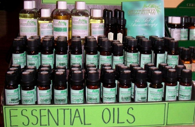 Aromatherapy Essential Oils 10ml  - Vetivert