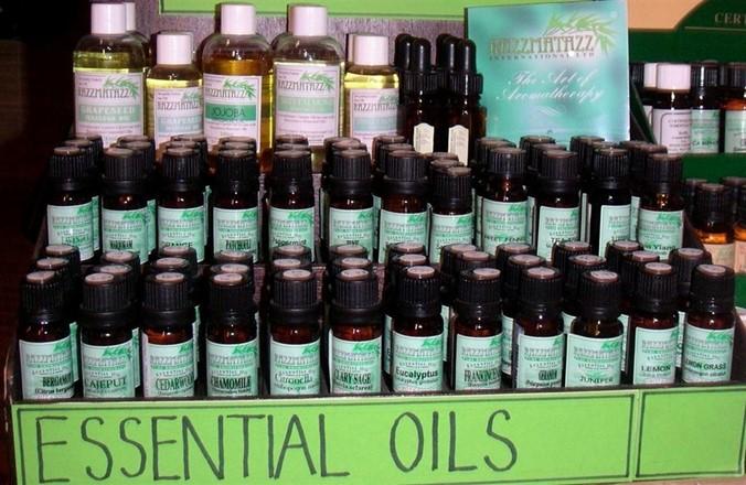 Aromatherapy Essential Oils 10ml - palmarosa