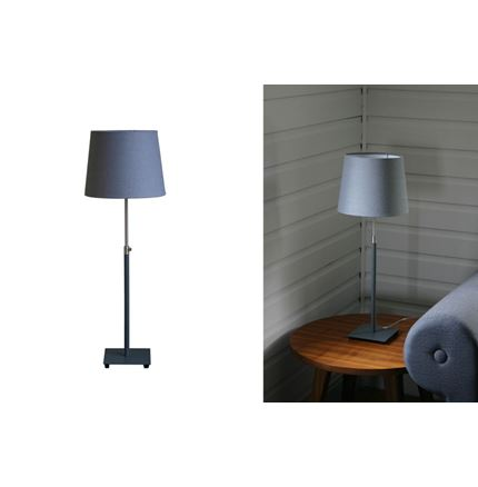 Baltic Table Lamp - Dark Grey
