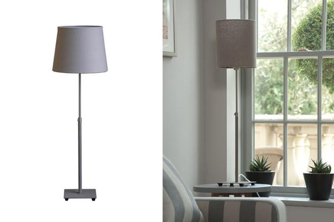 Baltic Table Lamp - Stone