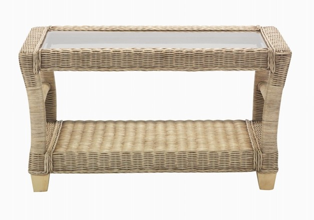 Brasilia Coffee Table - Cane Furniture By Desser