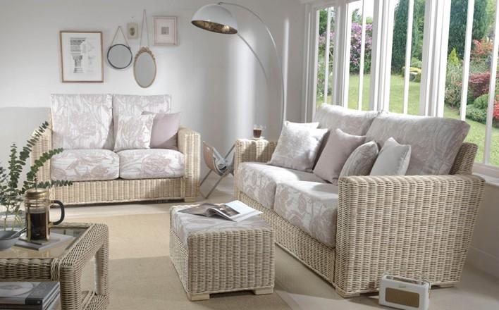 Burford - Cane Furniture by Desser