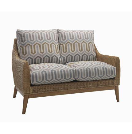 Camden 2 seater sofa - Cane Furniture by Desser