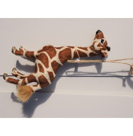 Christmas Decoration - Giraffe