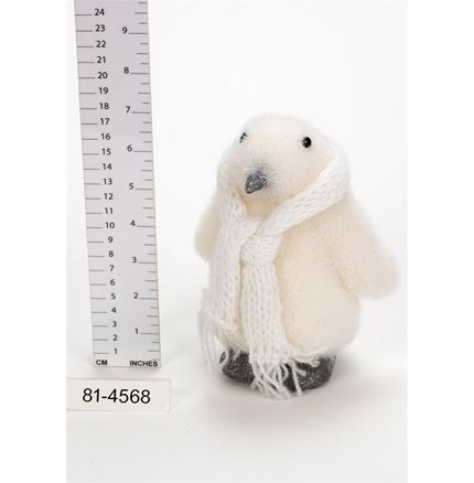 Christmas Snow Penguin