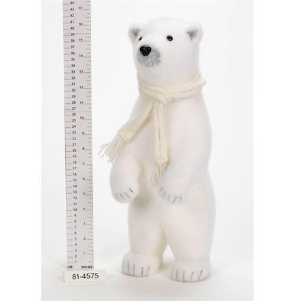 Christmas Snow Polar Bear
