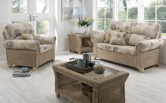 Clifton - Cane furniture by Desser