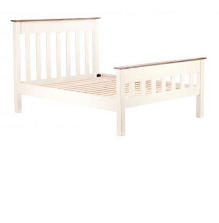 Cotswold Bedroom Furniture - Panel Bed - 150cm Panel Bedstead