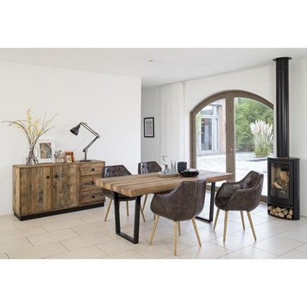 Flea Market Dining Table - 225cm