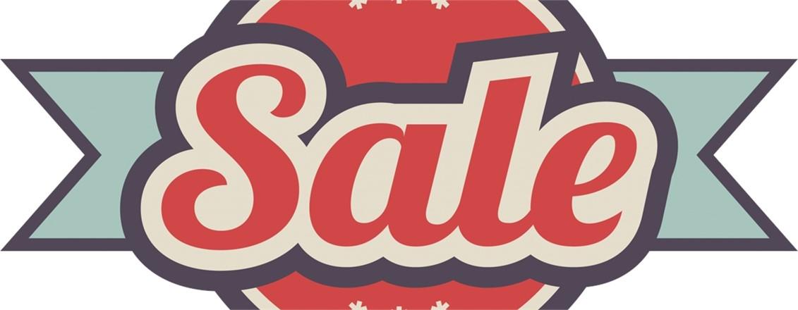 Furniture - Sale