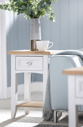 Grasmere Dining Furniture - Lamp Table
