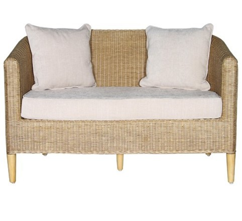 Havana Sofa - Natural by Pacific Lifestyle