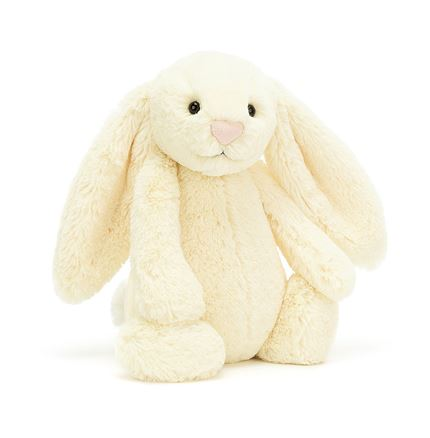 Jellycat soft toy - Bashful Buttermilk Bunny - Medium