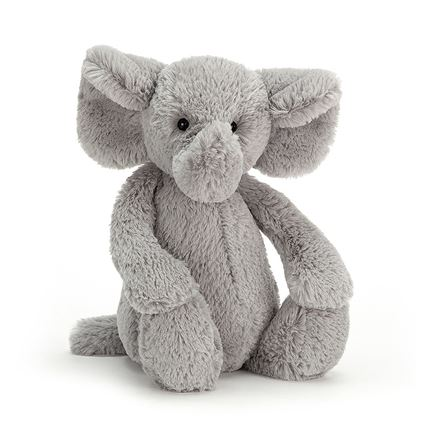 Jellycat soft toy - Bashful Elephant - Medium