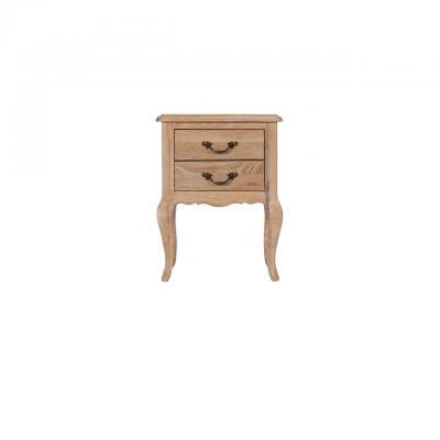Maison Bedroom Furniture - 2 Drawer Bedside