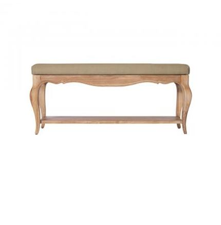 Maison Bedroom Furniture - Upholstered Bench