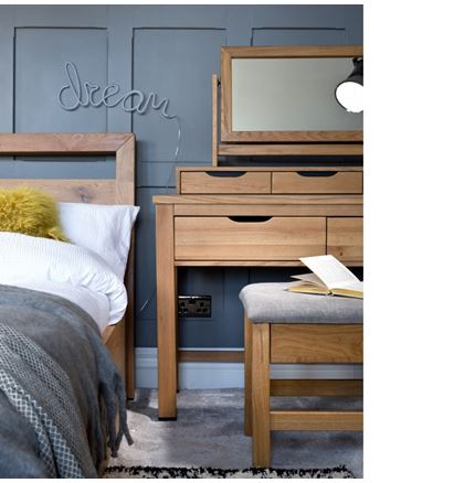Milan Bedroom Furniture - 4 Drawer Chest