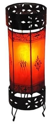 Moroccan Henna Floor Lamp - Tube 60