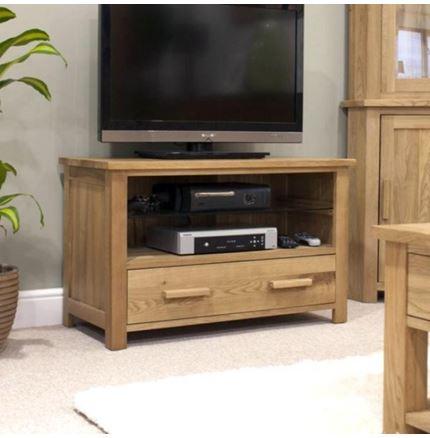 Opus Oak TV / Plasma Unit / stand