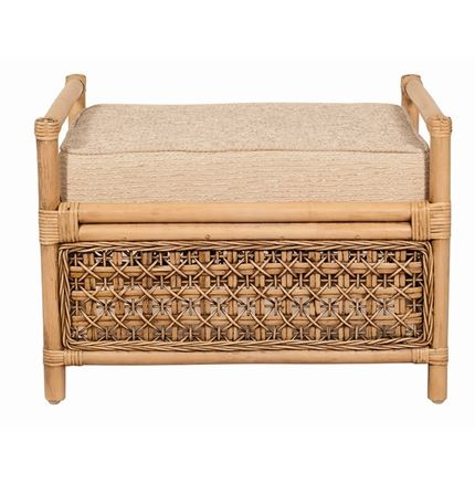 Ottawa Footstool by Pacific Lifestyle