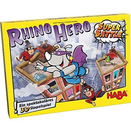 Rhino Hero Super Battle Game by Haba