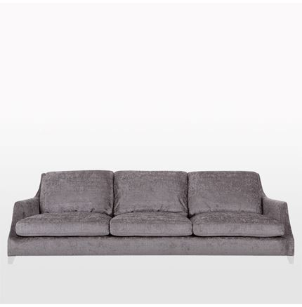 Rose 4 seater Sofa by Sits - splits into 2 parts - Lux Comfort