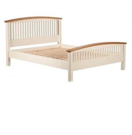 Salisbury Bedroom Furniture - Bed 180cm Bedstead