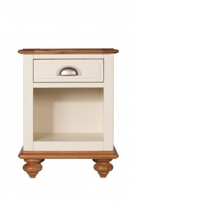 Salisbury Bedroom Furniture - Bedside table with drawer