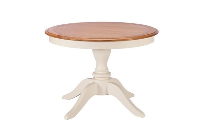 Salisbury Dining Furniture -  105CM Round Dining Table