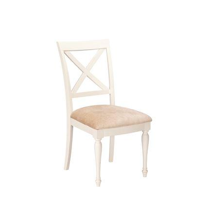 Salisbury Dining Furniture -  Dining Chair - Cream