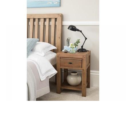 Sienna Bedroom Furniture - EX DISPLAY Bedside table