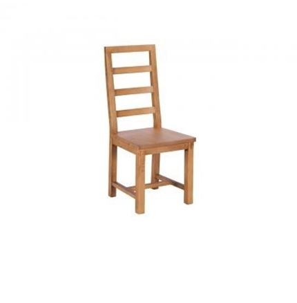 Sienna Dining Chair - Upholstered seat