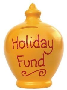 Terramundi money pot - Holiday Fund
