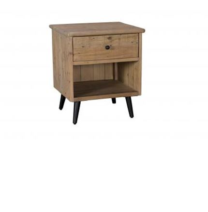 Valetta Bedroom Furniture - 1 drawer bedside