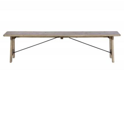 Valetta Dining Furniture - 186cm Bench