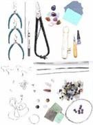 Jewellery Making Kit Silver